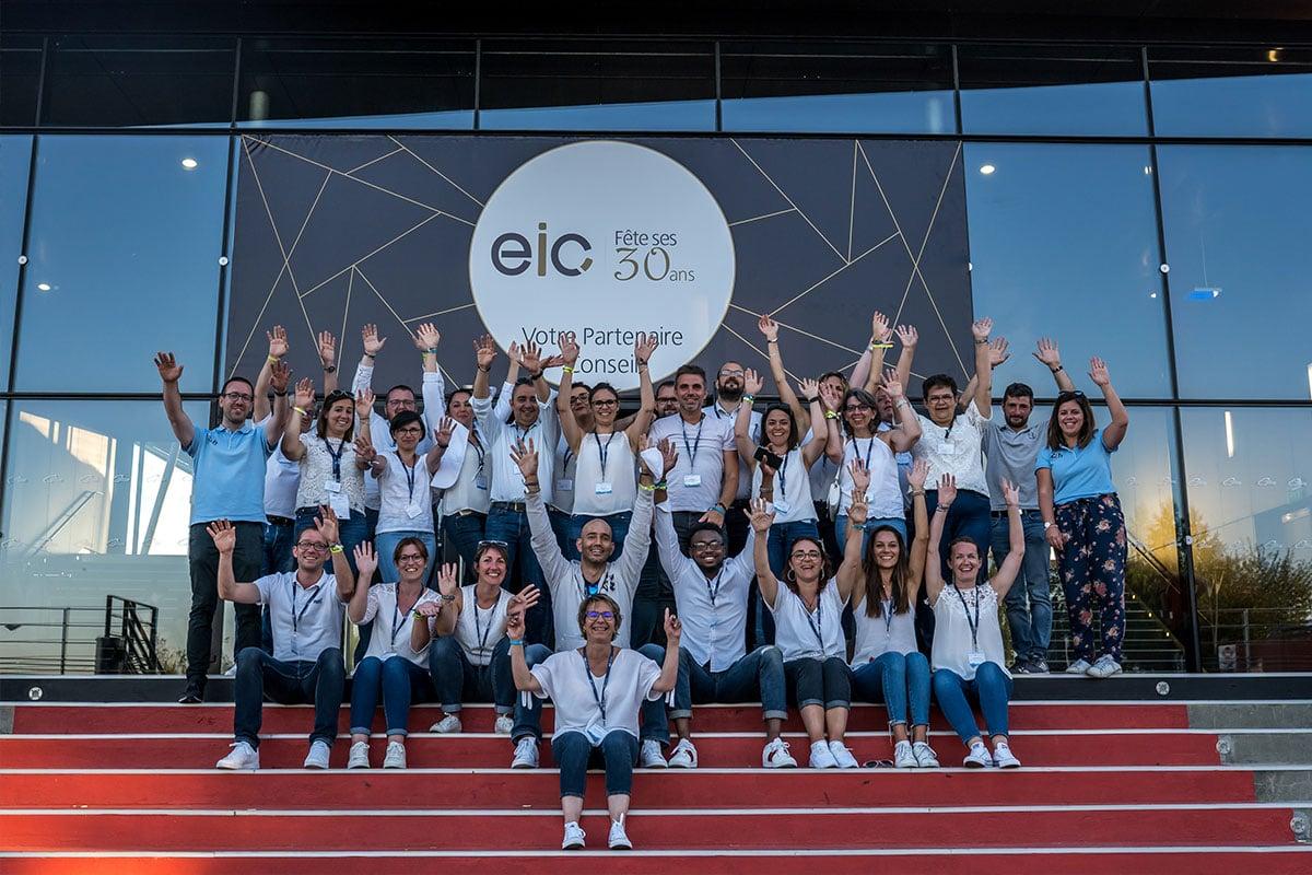 EIC - 30 ans